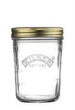 Kilner Wide Preserve Jars, 6 x 350ml