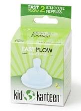 Klean Kanteen Teats Fast Flow 9+months