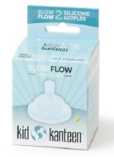 Klean Kanteen Teats Slow Flow 0-6 months