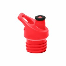 Klean Kanteen Cap Sports Red