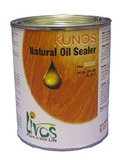Kunos Natural Oil Sealer Clear 750ml