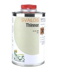 Svalos Thinner N0. 222 Livos 1 Litre