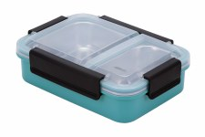 Lunchbox - Divided Leakproof Turquoise