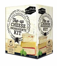 Mad Millie TopUp Cheese IngredientsKit