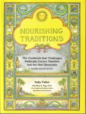 Nourishing Traditions - Sally Fallon