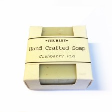 Olive Oil Soap Cranberry & Fig