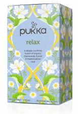 Pukka Relax Tea Bags (20)