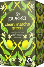 Pukka Clean GreenTea Bags (20)