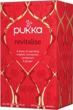 Pukka Revitalise Tea Bags (20)
