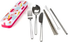 Carry Your Cutlery - Colour Spash