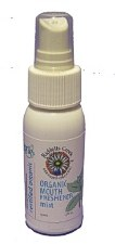 Organic Mouth Freshener 50ml