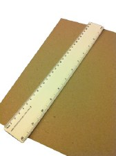 Ruler Cornstarch 30cm
