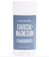 Deodorant Charcoal Magnesm 92g