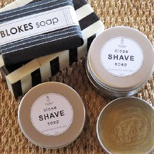 Close Shave - Tin of Shaving Soap