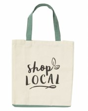 'Shop Local' Tote