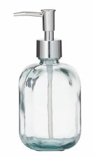 Soap Dispenser Recycled Glass