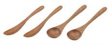 Spoon & Spreader Set 4
