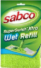 Refill Mop Superswish Duo Wet