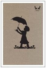 TeaTowel - Umbrella, Linen