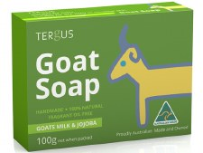 Goats Milk Soap with Jojoba