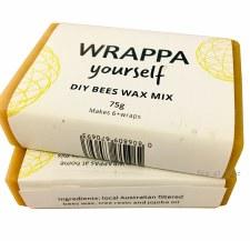 WRAPPA DIY Wax Mix Beeswax 75g