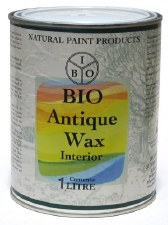 Bio Antique Wax Interior 1L