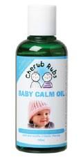 Baby Calm Oil 100g by Cherub Rubs