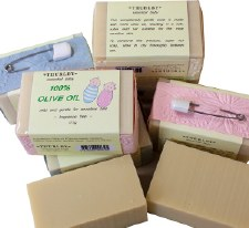 Baby Olive Oil Soap