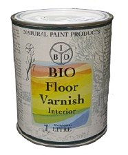 Bio Floor Varnish 1L Satin Interior