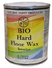 Bio Hard Floor Wax 1L