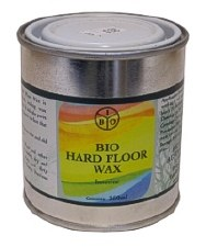Bio hard Floor Wax 250ml