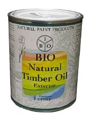 Bio Natural Timber Oil 1L Exterior