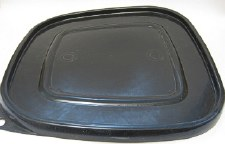 Bokashi Bucket Part - Lid Black