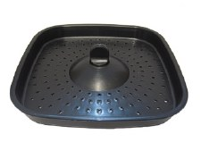 Bokashi Bucket Part - Grate Black