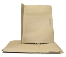 Brown C4 Envelope
