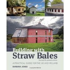 Building with  Straw Bales B Jones
