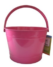 Childs Bucket or Pail - Pink