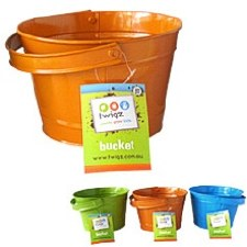 Childs Bucket or Pail - Blue