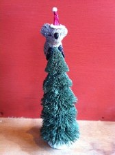 Christmas tree 19cm tall Koala