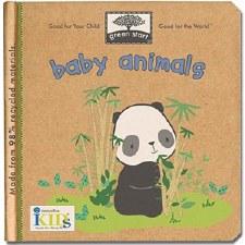 Baby Animals Board Book