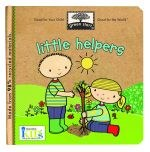 Little Helpers - Green Start Board Book