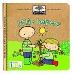 Little Helpers - Green Start Board Book