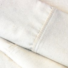 Hemp Pillowcases (2) Standard White