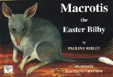 Macrotis the Easter Bilby