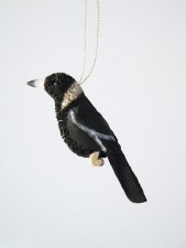 Magpie Ornament
