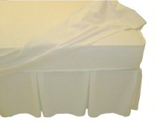 Mattress Protector Single Organic Cotton