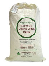 Pillow Organic Cotton Standard