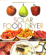 The Solar Food Dryer - E Fodor