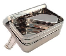 Sustain-a-stacker 3 in 1 lunchbox