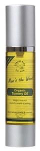 Mum's Organic Tummy Oil by Cherub Rubs
